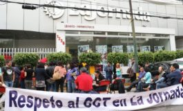 "SITRAJOR: Let's defend the Independent Trade Union of Workers of ""La Jornada"""