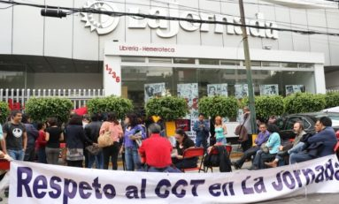 """SITRAJOR: Let's defend the Independent Trade Union of Workers of """"La Jornada"""""""