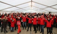 Successful Metalworkers' Strike in Germany