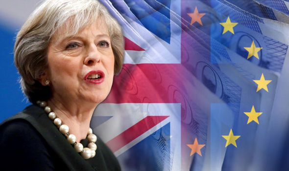 UK government and EU fight for the spoils