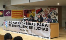 International Labour Network of Solidarity and Struggle Manifesto