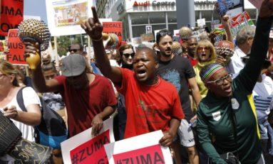 [SOUTH AFRICA] Zuma Falls – the Crisis Continues