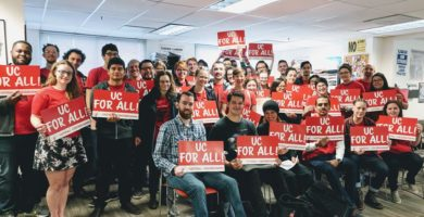 Socialist and Anti-Oppression Union Work in the Age of Janus: Perspectives from UC Student-Workers